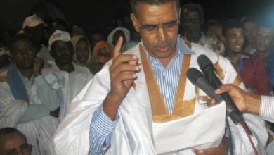 صورة النعمة : النائب السابق خطري ولد أعل يأمر مالكة منزل أجرته حملة محمد ولد مولود بفسخ عقد الإيجار