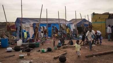 صورة مقتل 95 شخصا في قرية بوسط مالي