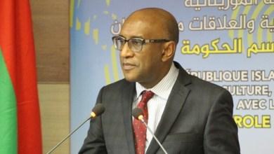 صورة ولد عبد العزيز يقيل وزير الصحة