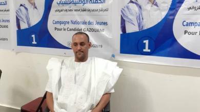 صورة الحسن ولد أمحود يساهم بشكل كبير في فوز ولد الغزواني في مقاطعات تيارت وأكجوجت وأركيز