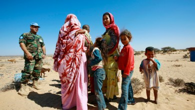 """صورة ممثل الجزائر لدى الأمم المتحدة : النزاع في الصحراء """"مسألة تصفية استعمار غير مكتملة"""""""