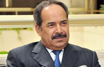 صورة حمادي ولد اميمو نائباً أول لرئيس البرلمان