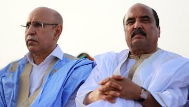 صورة جون آفريك : غياب عزيز عن الإحتفال بذكرى عيد الإستقلال تأكيد على الخلاف بينه والرئيس غزواني