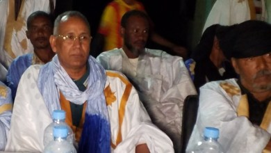 صورة رئيس الجالية الموريتانية في السينغال: ندعم الرئيس غزواني ونثمن التوجه الإيجابي الجديد للجاليات في الخارج