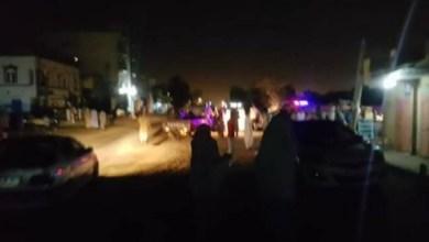 صورة قاصران دأبا على خرق حظر التجول  يتعرضان لحادث سير في عرفات