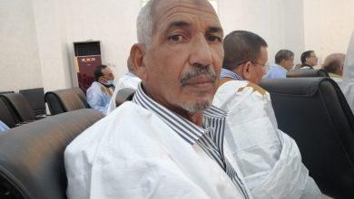 صورة رئيس اتحادية التجار في نواذيبو : نطالب بتحسين المنطقة الحرة أو حلها