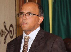 صورة خسارة مرشح موريتانيا حسنه ولد أعل لإدارة وكالة آسكنا بعد حصوله على 3 أصوات