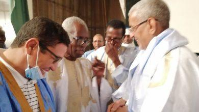 صورة كوركول تنظم إجتماعا تحسيسيا لإستقبال غزواني.. (صور + فيديو )