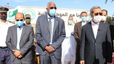 صورة بلدية عرفات تطلق المرحلة الرابعة من حملة التصدي لكورونا (صور)