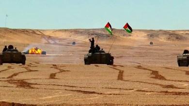 صورة وزارة الدفاع الصحرواي : هجمات الجيش متواصلة..
