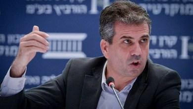صورة وزير اسرائيلي : موريتانيا يمكن أن تلتحق بمسار التطبيع