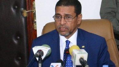 صورة موريتانيا والجزائر تدرسان تعزيز التعاون والتنسيق في المجال الصحي
