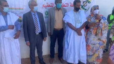 صورة جهة الحوض الغربي تطلق حملة تعقيم شاملة ضد فيروس كورونا