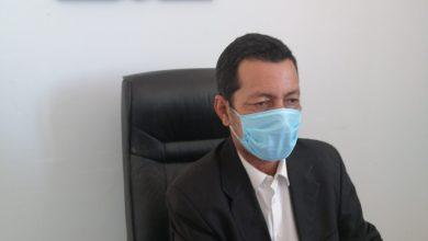 صورة مدير مستشفى كيفة الجهوي : لدينا 3  إصابة بفيروس كورونا في الحجز