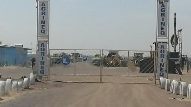 صورة قرب إنتهاء أشغال تزويد مدينة لعيون بمياه بحيرة أظهر الذي تنفذه شركة آكرينك