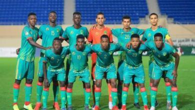 """صورة المنتخب الموريتاني يخسر المباراة الافتتاحية لـ""""الكان"""" على أراضيه"""