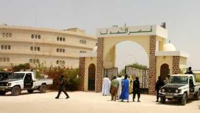 صورة موريتانيا : تعزيز الإجراءات الأمنية في محيط قصر العدالة