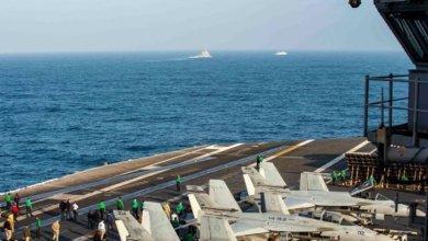 صورة سفارة آمريكا بالرباط : تنظيم مناورات عسكرية مشتركة في البحر بين المغرب و الولايات المتحدة أمس الأربعاء