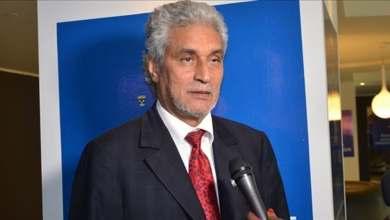 صورة تعيين محمدالحسن ولد لبات مديرا لديوان رئيس الإتحاد الإفريقي