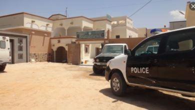 صورة الشرطة تلقي القبض على منفذ جريمة سيتى أبلاج
