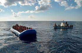 صورة الدرك الموريتاني يحبط تسلل 41 مهاجرا غير نظامي بولاية نواذيبو