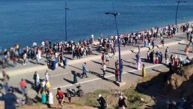 صورة كاتب مغربي: استعمال القُصَّر في أزمة الهجرة مع اسبانيا فضيحة