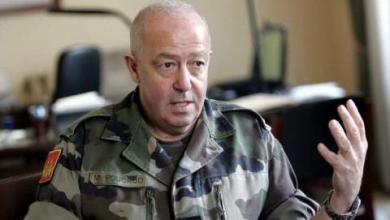 صورة الجنرال مارك فوكو يشيد بنظام إستخبارات موريتانيا