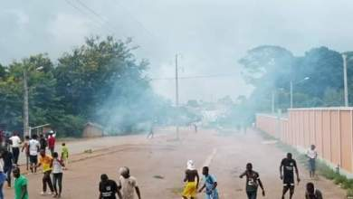 صورة نهب محال تجارية لموريتانيين في ساحل العاج