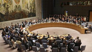 صورة انتخاب دولة الإمارات لعضوية مجلس الأمن الدولي