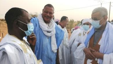 صورة كيفة : جماعة الخير تطالب برد الإعتبار لرئيسها بلخير ولد بركة