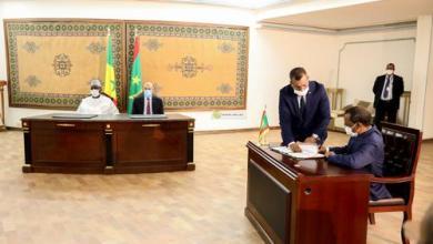 صورة موريتانيا والسنغال توقعان سبع اتفاقيات تعاون