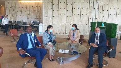 صورة الأمم المتحدة تُثني على لجنة حقوق الإنسان الموريتانية