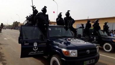 صورة أركيز : تعزيزات أمنية بقرية رباط الفتح بعد فوضى في مركز امتحان الباكلوريا
