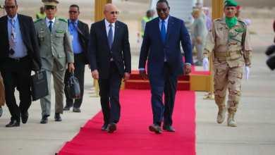 صورة الرئيس السنغالي يزور موريتانيا مطلع الأسبوع المقبل