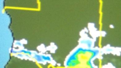 صورة توقع موجة أمطـار إبتداءا من يوم الجمعة