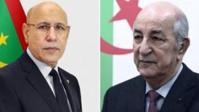 صورة موريتانيا : الجزائر طلبت عقد قمة ثنائية بين رئيسيْ البلدين