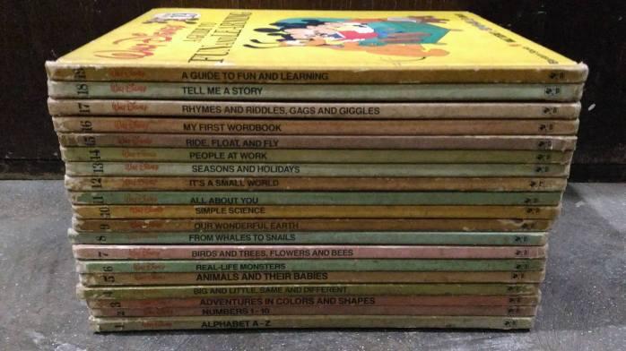 Walt Disney's Fun-To-Learn Library