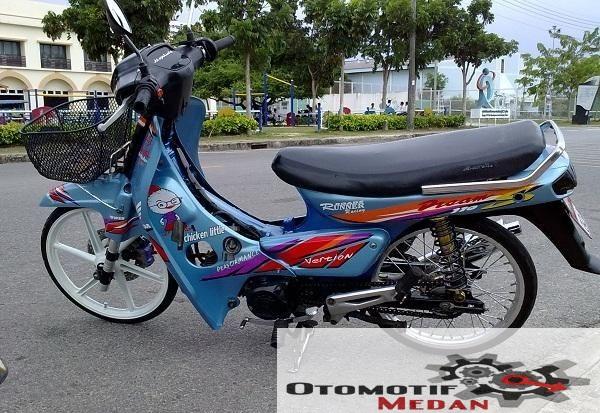 Gambar Modifikasi Honda Kirana 125 2014  Gallery Motor