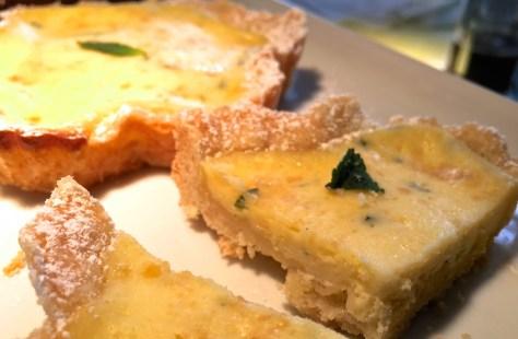 Fla de Ibiza – Kaesekuchen mit Mascarpone Ricotta - Zitrone und Minze-IMG_7989