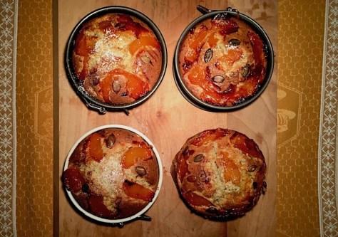 Quitte kuchen Kuerbiskerne Vanille IMG_E3129
