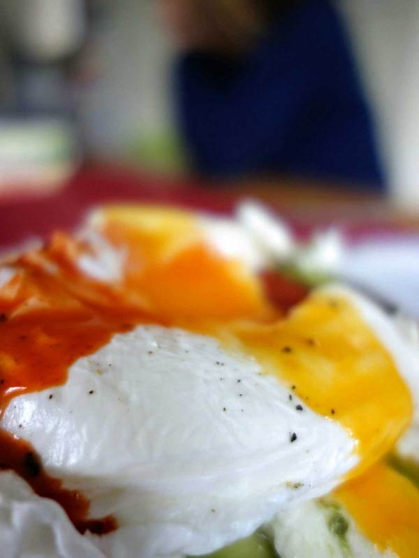 snel eieren pocheren
