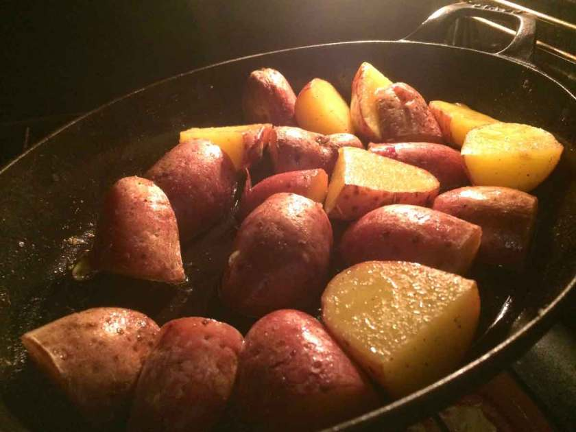 aardappelen oven 2 minuten