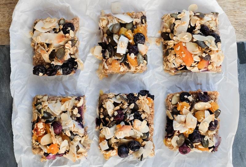 Frühstück Riegel Frühstücksriegel