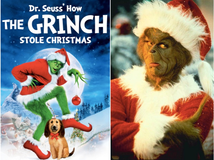 Weihnachtsfilme Tips Must see Liste Grinch