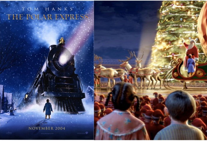 Weihnachtsfilme Tips Must see Liste Polarexpress