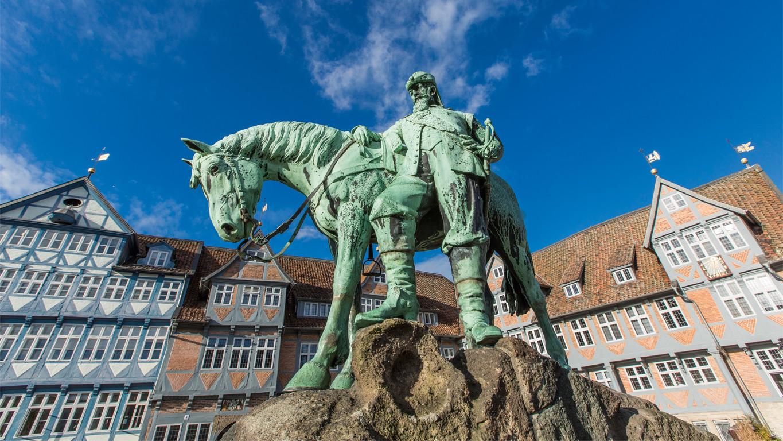 Reiterdenkmal Herzog August