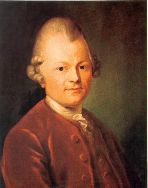 Lessing-Porträt