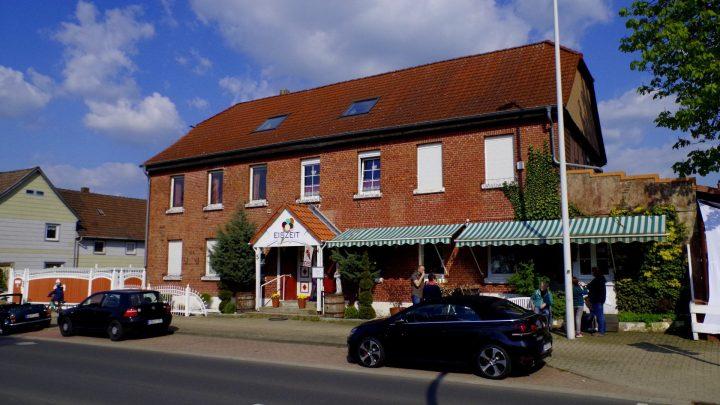 """""""Eiszeit"""" in Salzdahlum / © Elisabeth Fischer, Stadt Wolfenbüttel"""