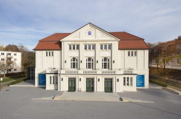 Im Lessingtheater verbrachte unser Neuer unvergessliche Jahre © Stadt Wolfenbüttel, Fotograf: Christian Bierwagen