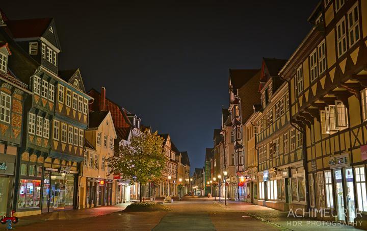 Nachtaufnahme Wolfenbüttel